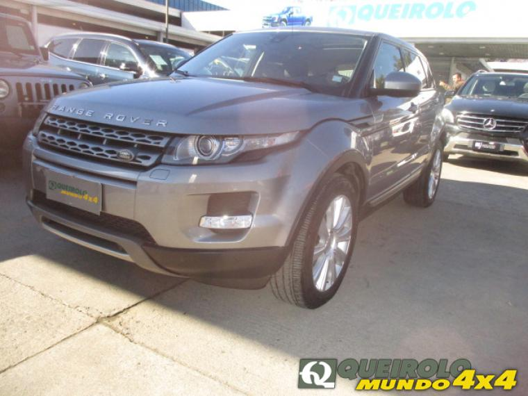 LAND ROVER EVOQUE  EVOQUE 2.2 2015