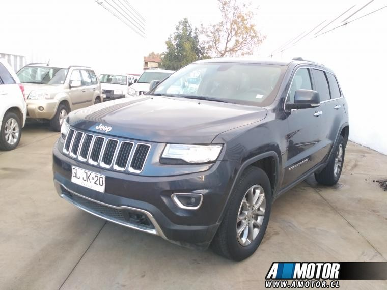 JEEP GRAND CHEROKEE  3,6 AT 2014