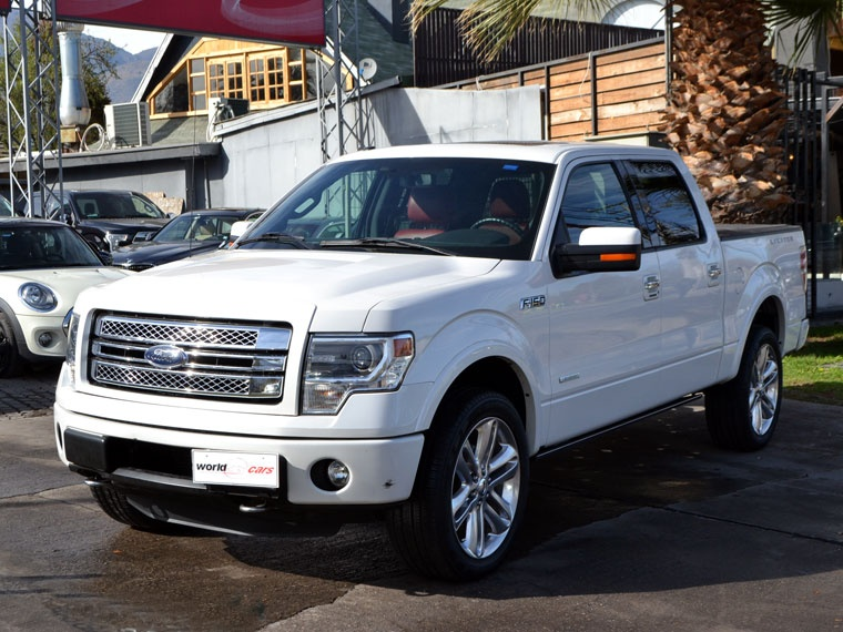 FORD F-150  LIMITED +IVA 2013