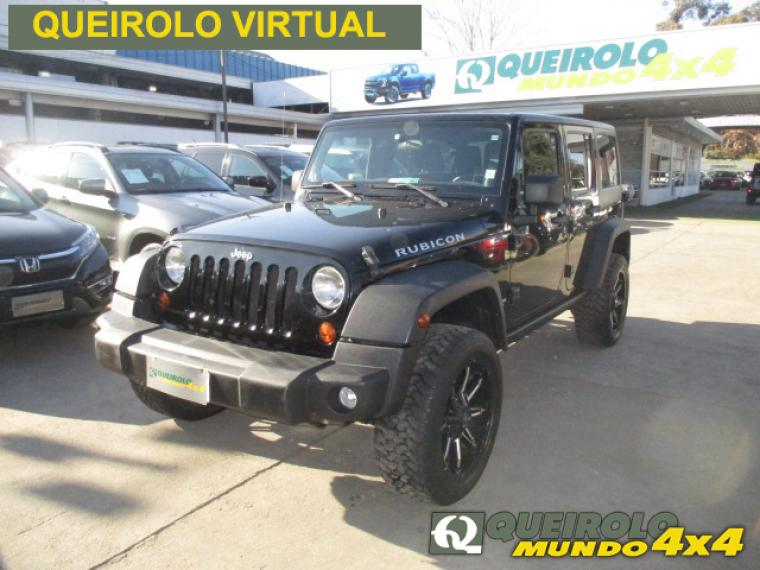 JEEP WRANGLER  3.8 RUBICON UNLIMITED 4X4 2012