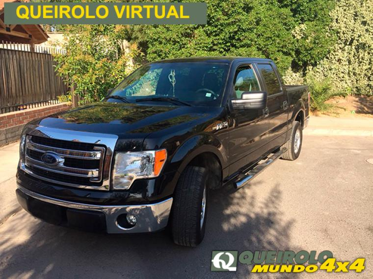 FORD F-150  3.7 XLT DOBLE CABINA 2013