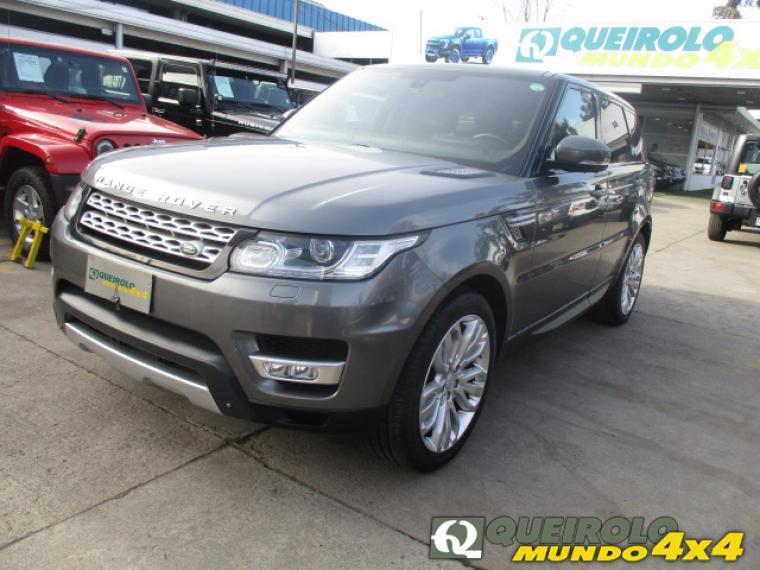 Station Wagon LAND ROVER RANGE ROVER SPORT 5.0 SUPERCHARGED 2015 - Autos Usados