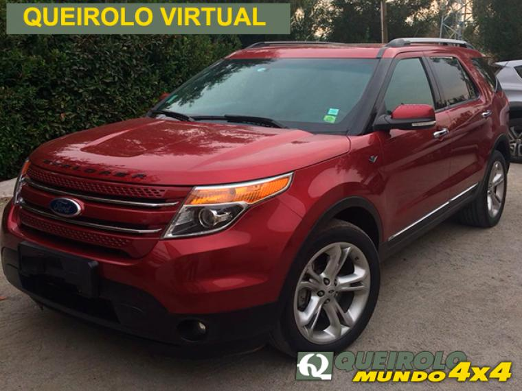 FORD EXPLORER  3.5 Limited Auto 4WD 2015
