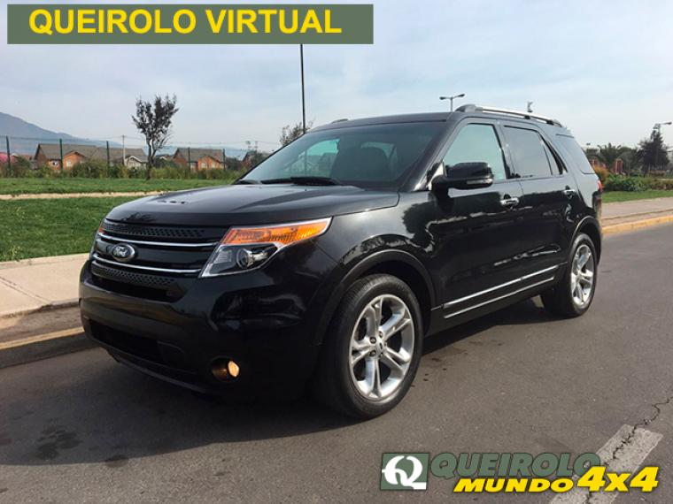 FORD EXPLORER  3.5 Limited Auto 4WD 2013