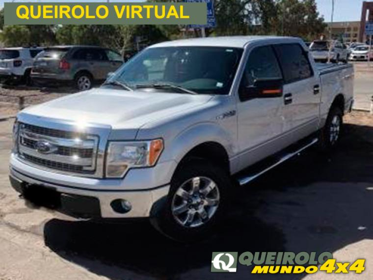 FORD F-150  5.0 Double Cab XLT 4WD 2014