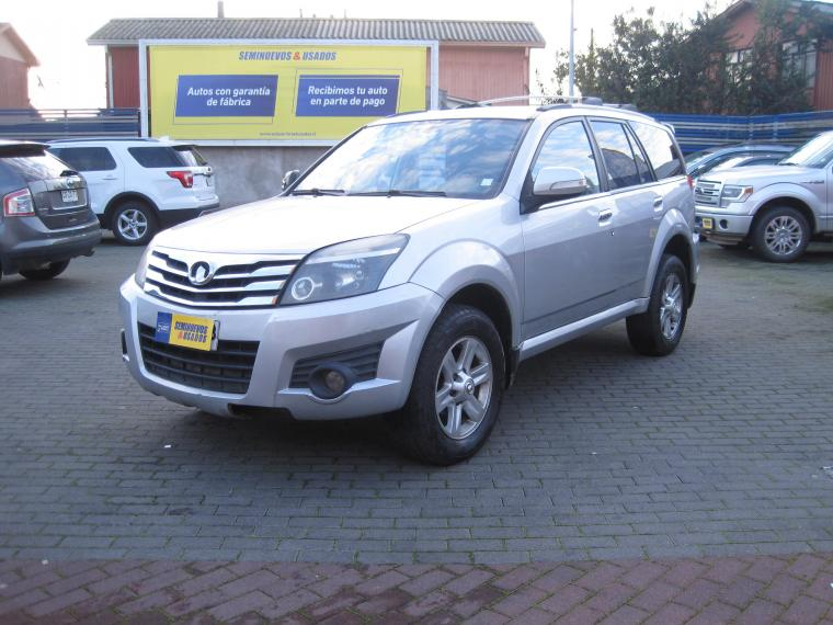 GREAT WALL HAVAL  HAVAL H3 LE 2.0 2013