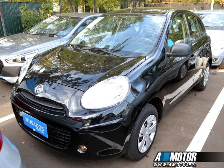 NISSAN MARCH  ACTIVE 1.6 AC 2016