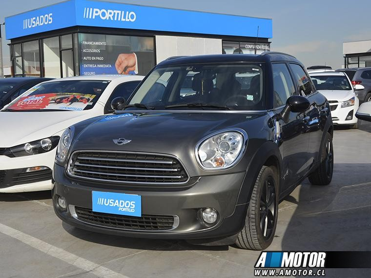 MINI COUNTRYMAN  COUNTRYMAN 2.0 AUT. ALL4 DIESEL 2013