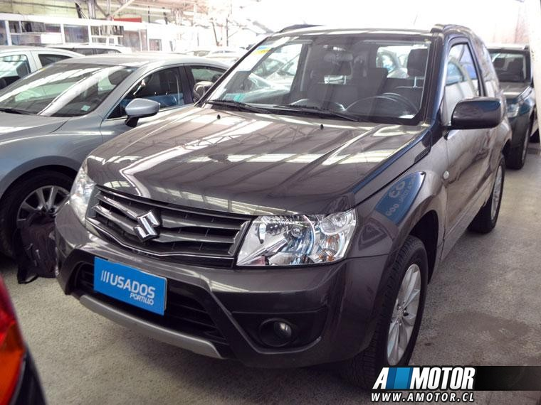 Jeep/SUV SUZUKI GRAND VITARA  GLX SPORT 4X4 2.4 AT 2016 - Autos Usados