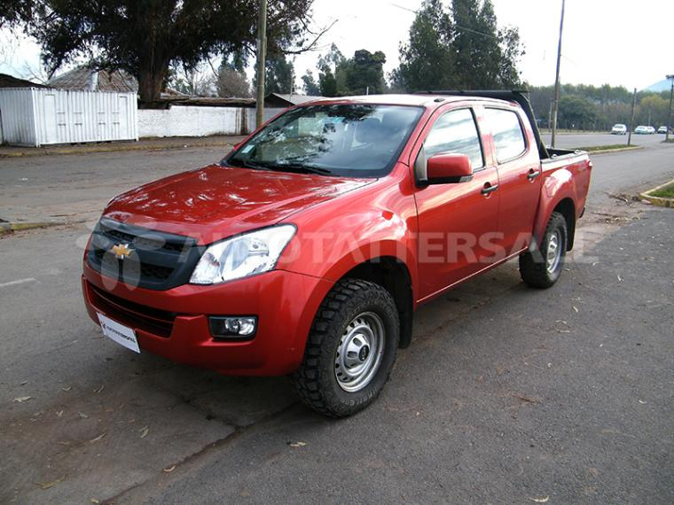 CHEVROLET D-MAX  D MAX 4WD 2.5 AT 2017