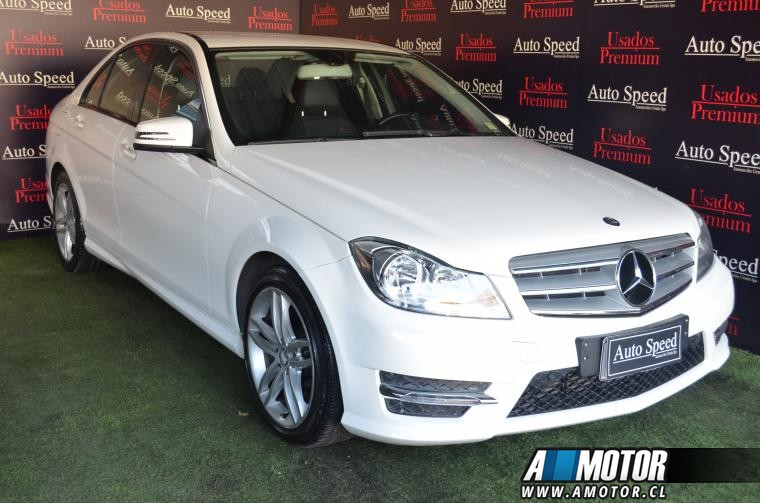 MERCEDES BENZ C 180  1.8 CGI Blue Efficiency 2013