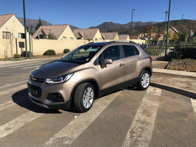 CHEVROLET TRACKER 1.8 FWD LT MT 2018