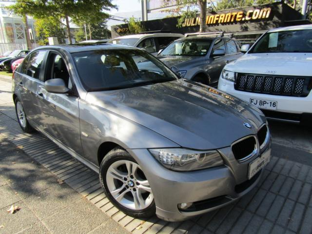 BMW 320 cuero, sunroof, airbags, abs 2010