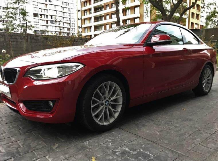 BMW 220 I COUPE EXECUTIVE 2015