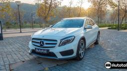 Station Wagon MERCEDES BENZ GLA 250 4MATIC  LOOK AMG 2015 - Autos Usados