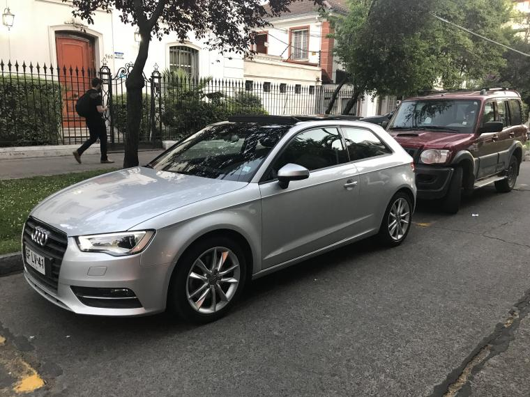 AUDI A3  ATTRACTION 1.8 TFSI STRONIC 2014