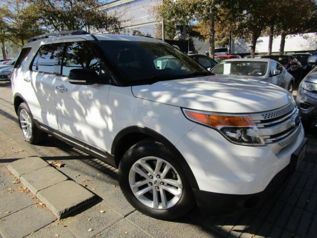 Jeep/SUV FORD EXPLORER  3.5 XLT 4x2 Aut. airbags abs 2015 - Autos Usados