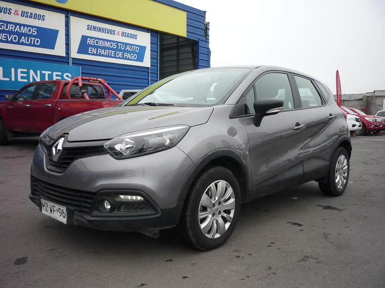 RENAULT CAPTUR CAPTUR AUTHENTIQUE 1.5 2016