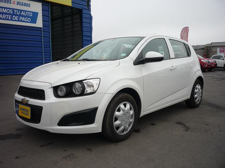 Automóvil CHEVROLET SONIC  SONIC II HB 1.6 2014 - Autos Usados