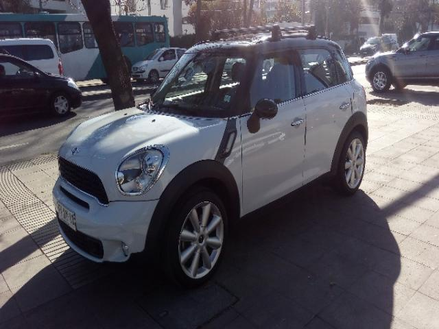 MINI COUNTRYMAN  S 1.6 TURBO 2013