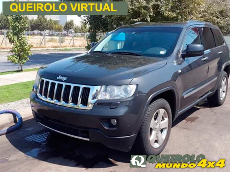 JEEP GRAND CHEROKEE  5.7 Limited 4WD Auto 2011