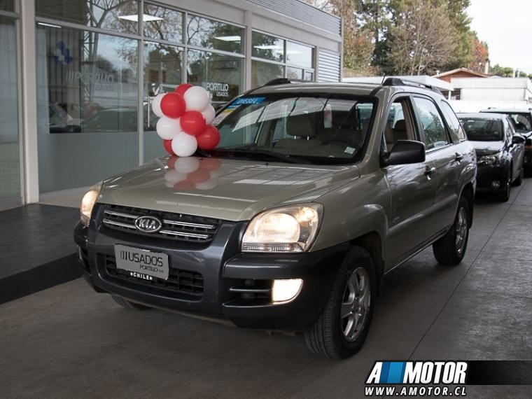 Jeep/SUV KIA MOTORS SPORTAGE  PRO AWD AT 2007 - Autos Usados