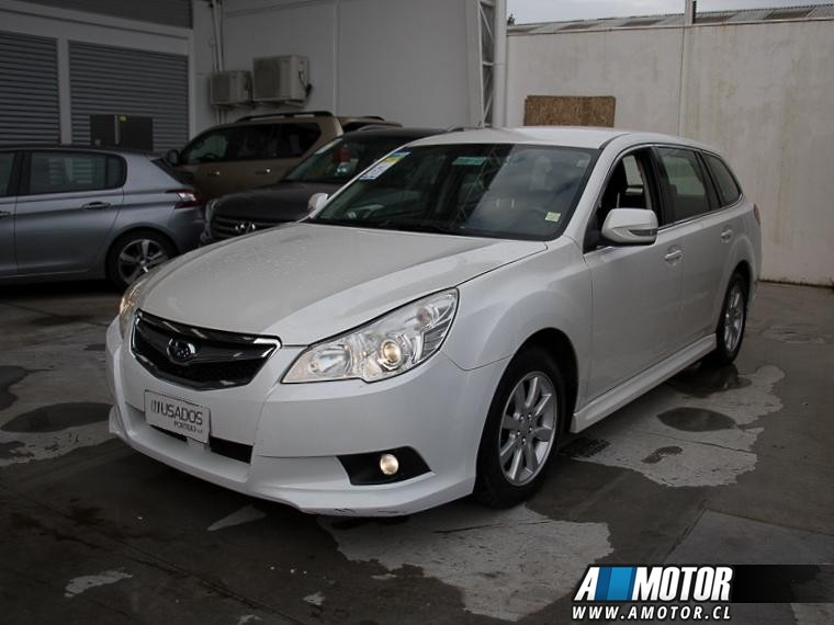 Automóvil SUBARU LEGACY  ALL NEW 2.0l AWD 2010 - Autos Usados