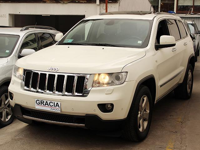 JEEP GRAND CHEROKEE  LIMITED 3.6 4X4 AT 2012