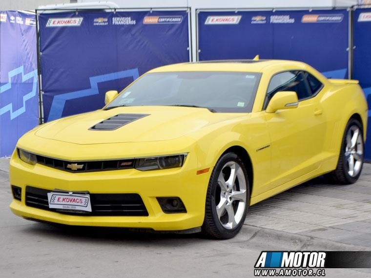 CHEVROLET CAMARO 62L SS  AT 2015