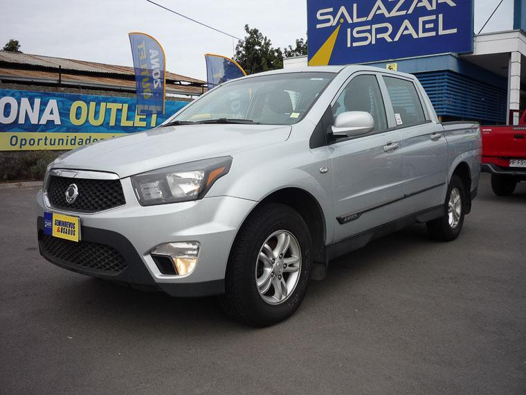 SSANGYONG ACTYON  NEW ACTYON SPORT 2.0 2016