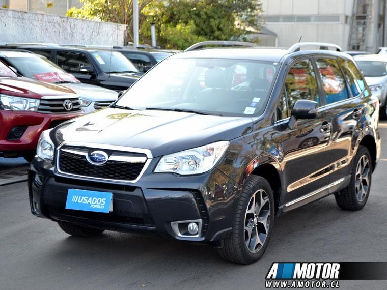 SUBARU FORESTER  LIMITED SPORT 2.5 2014