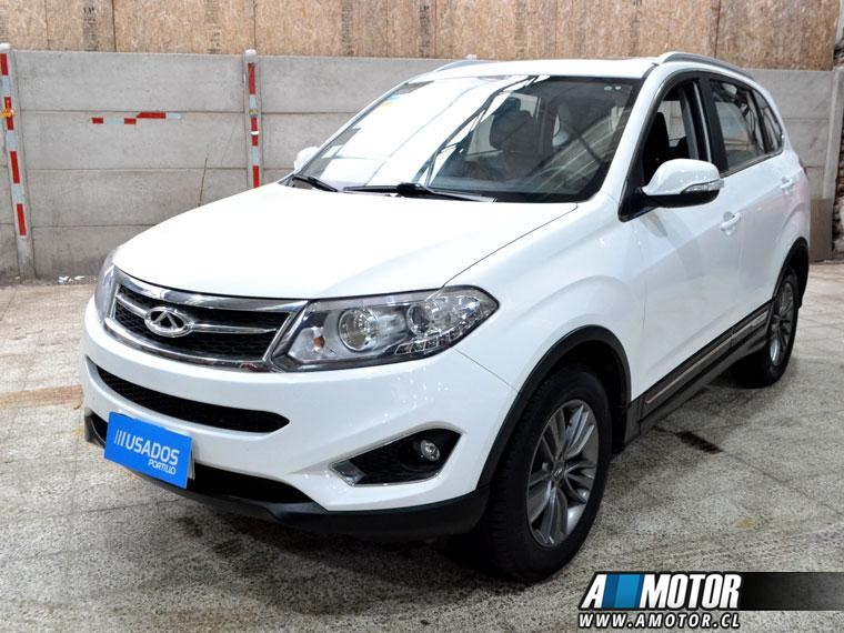 Jeep/SUV CHERY GRAND TIGGO GLS 2.0 AT 2016 - Autos Usados