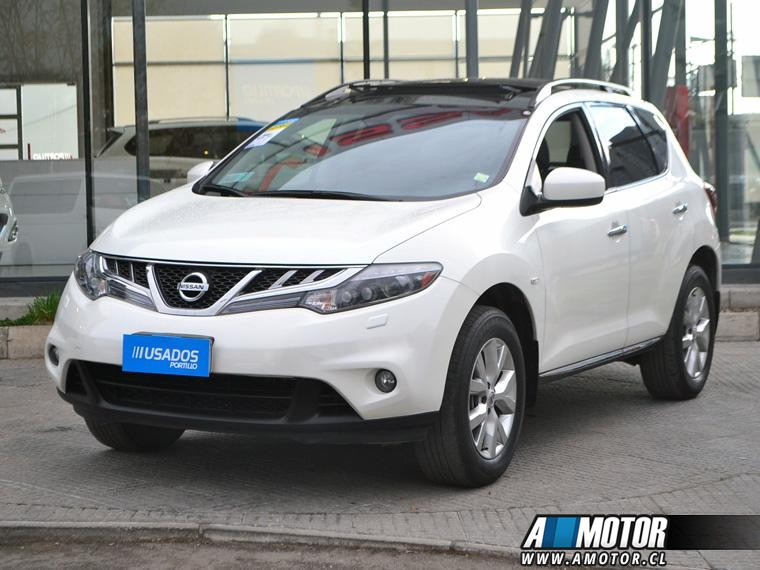 Jeep/SUV NISSAN MURANO  LE AT 3.5 4X4 2013 - Autos Usados