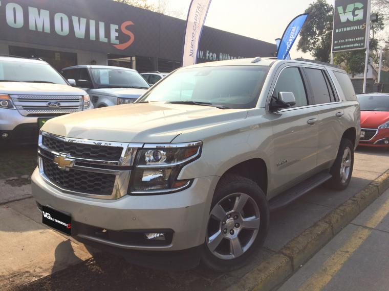 Station Wagon CHEVROLET TAHOE  LT 4WD AT 2016 - Autos Usados
