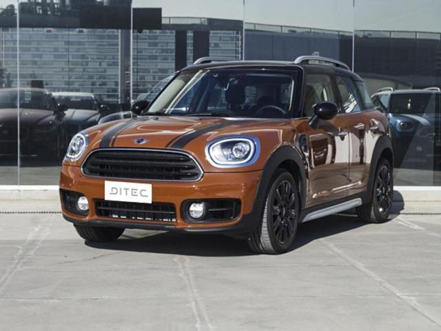 MINI COUNTRYMAN  1.5 AT 2018