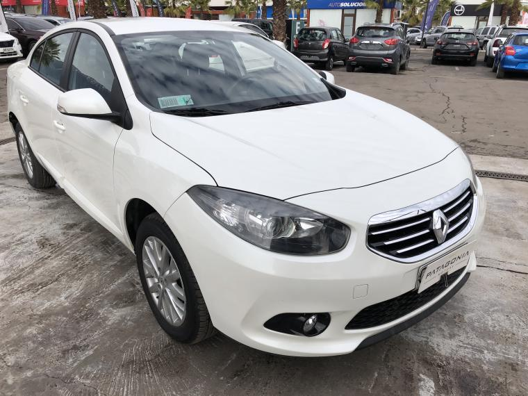 RENAULT FLUENCE  1.6 MT IMPECABLE 2014