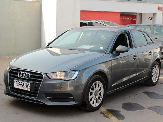 AUDI A3  SPORTBACK 1.2T TFSI ATTRACTION MT 2014
