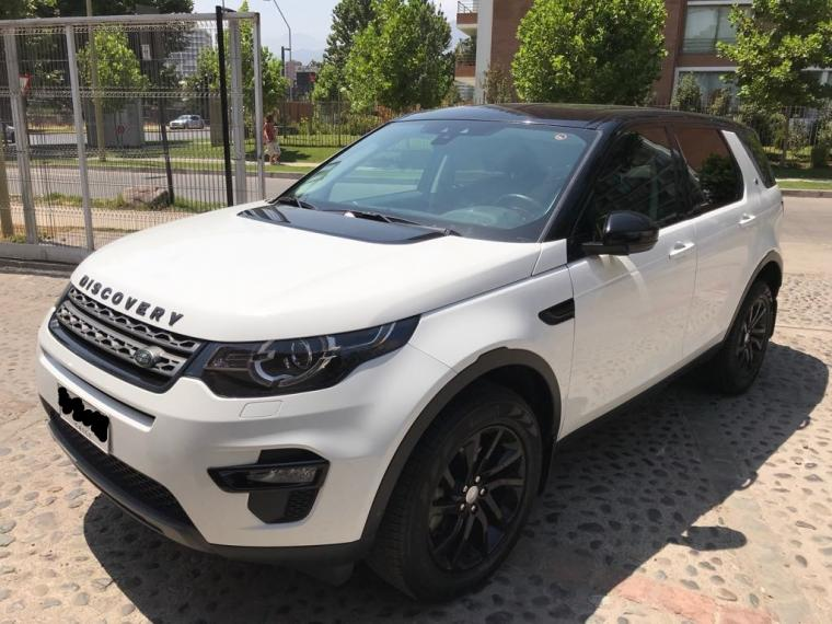 LAND ROVER DISCOVERY  N/A 2017