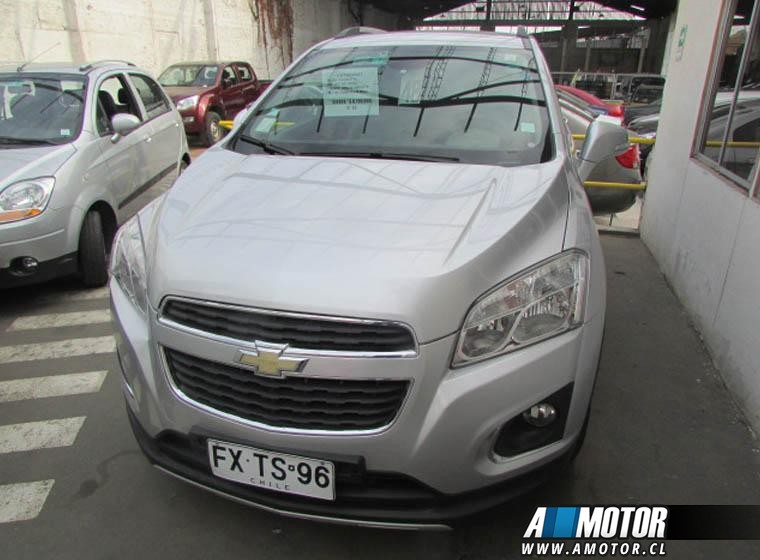 CHEVROLET TRACKER LT 1.8 2013