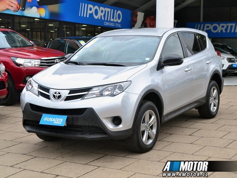 Jeep/SUV TOYOTA RAV4  2.5 LUJO AT 2015 - Autos Usados