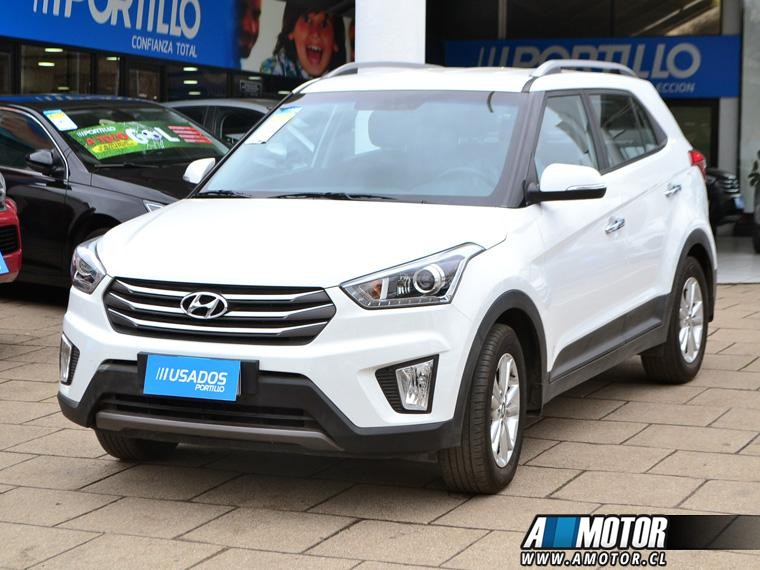 Jeep/SUV HYUNDAI CRETA GLS 1.6 AT 2017 - Autos Usados