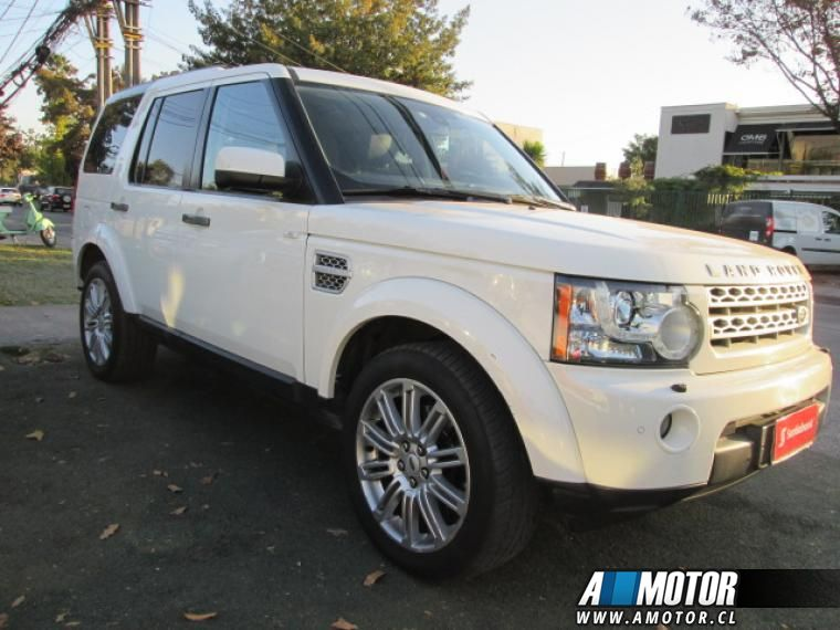 LAND ROVER DISCOVERY  3.0 HSE 4X4 AT DIESEL 2010