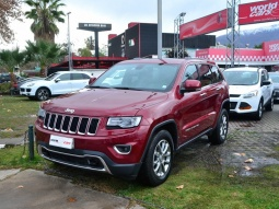 Station Wagon JEEP GRAND CHEROKEE  LIMITED 2014 - Autos Usados