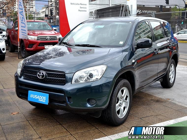 Jeep/SUV TOYOTA RAV4  LUJO 4X2 AT  2008 - Autos Usados