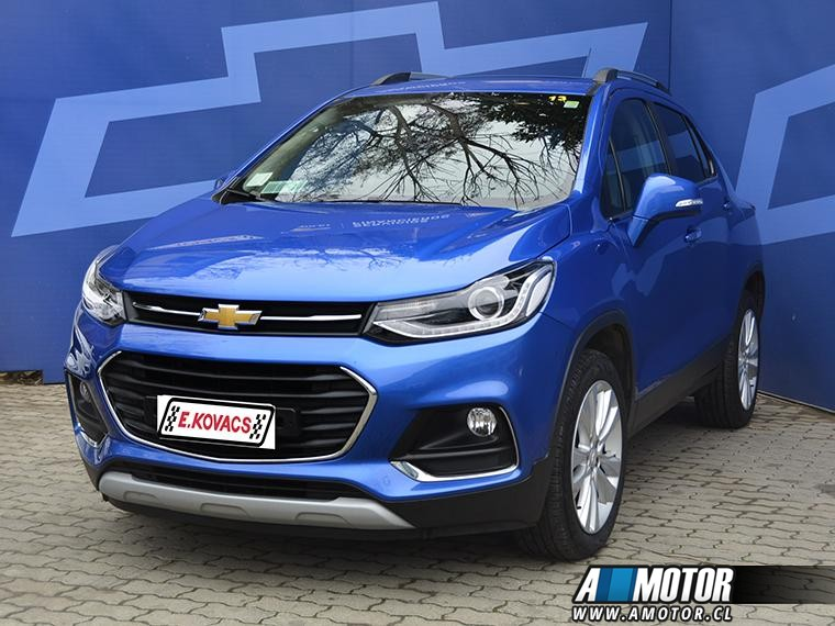 CHEVROLET TRACKER awd 2017