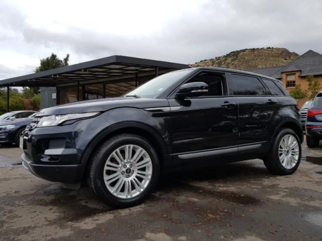 LAND ROVER EVOQUE  PURE SE 2.2  2014