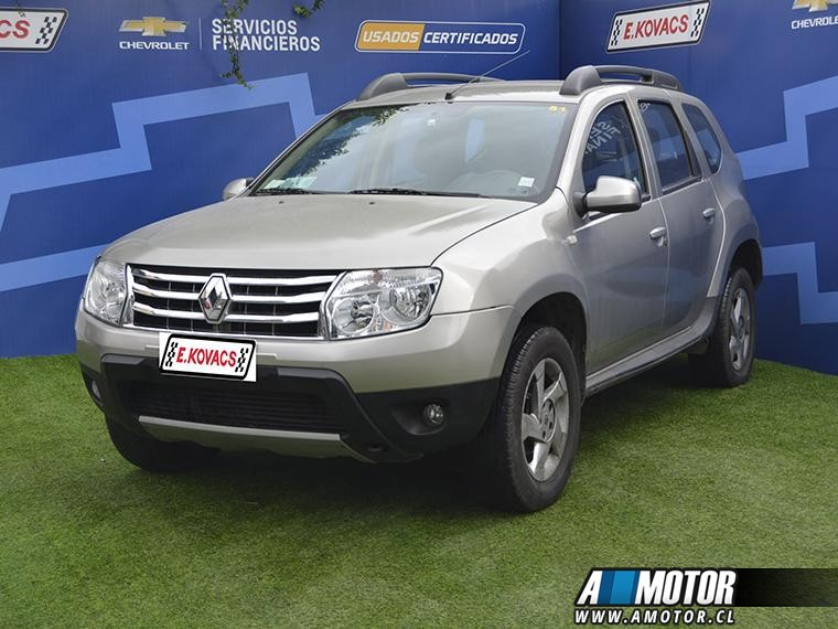 Station Wagon RENAULT DUSTER  . 2015 - Autos Usados