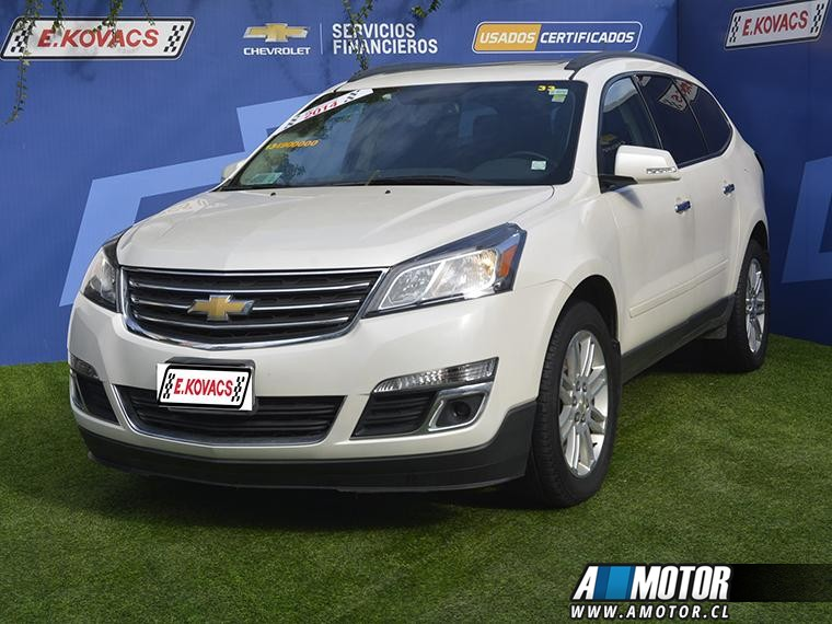 Station Wagon CHEVROLET TRAVERSE  lt 2014 - Autos Usados