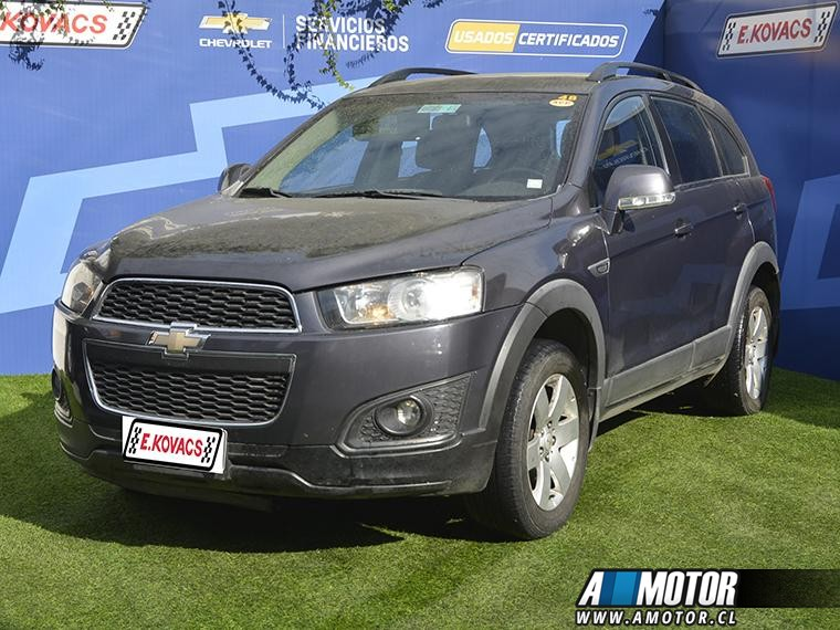 Station Wagon CHEVROLET CAPTIVA  ls 2014 - Autos Usados