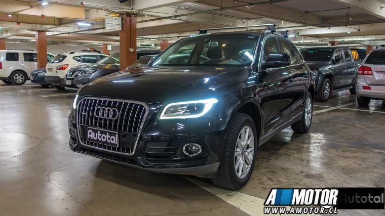 AUDI Q5  2.0 TDI QUATTRO STRONIC ATTRACTION 2014